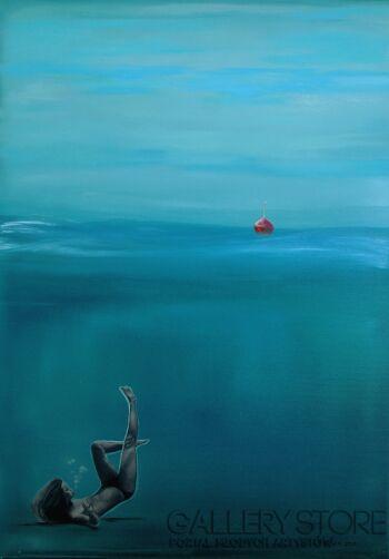 Agnieszka Nosek-Excuse me, can I be a mermaid? -Olej