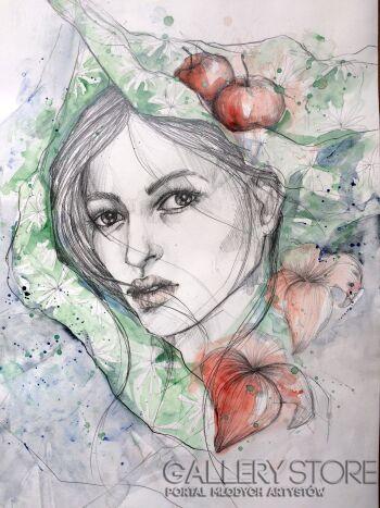 Agnieszka Sukiennik-SHE III-Akryl
