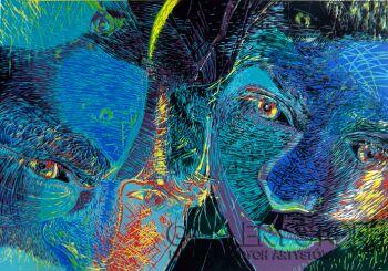 Alicja Czarna-Totem-Grafika