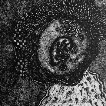 Amadeusz Popek-Embrion-Grafika