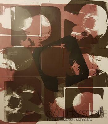 Amadeusz Popek-Memento mori I-Grafika