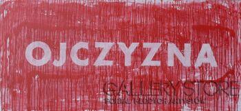 Andrzej Zujewicz-Ojczyzna-Akryl