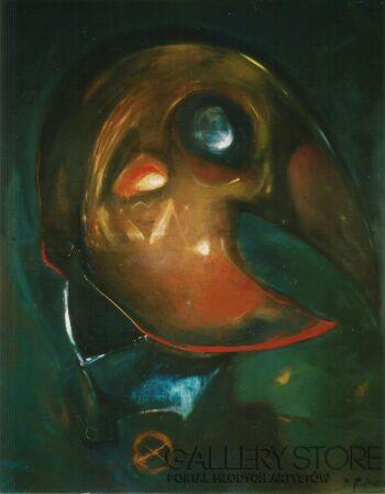 Andrzej Zujewicz-Ptak 3-Olej