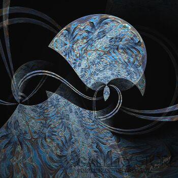 Aneta Baj-Złowić księżyc-Grafika