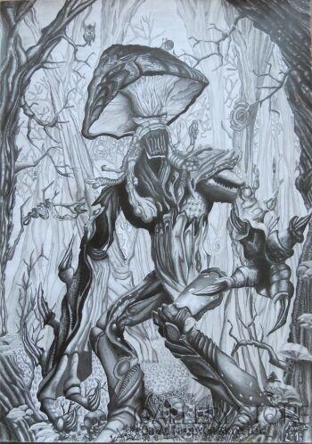 Aneta  Lachendro-Leszy-Rysunek