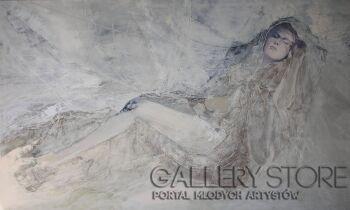 Angelika Telenga Kowalska-Ukryte piękno natury-Akryl