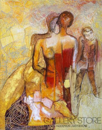 Anna Lupa-Suchy-Być może-Olej