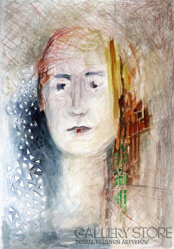 Anna Lupa-Suchy-No, nie-Akwarela