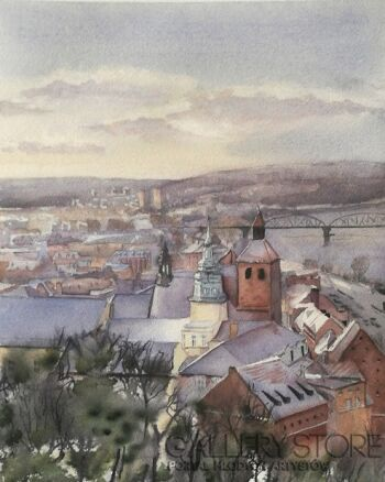 Anna Zabielska-Bydgoszcz-Akwarela