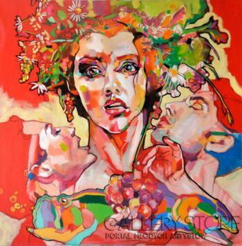 Dominik Jasiński-Primavera-Giclee
