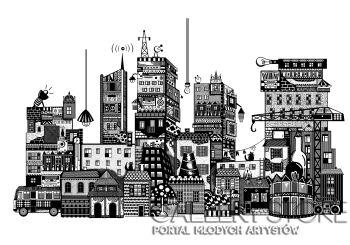Dominika Wilk-Miasto V-Grafika