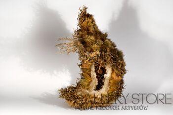 Dorota Zbroszko-Z cyklu metamorfozy obiekt 1-Rzeźby