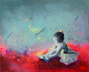 Eliza Kleczewska-Red Carpet-Akryl