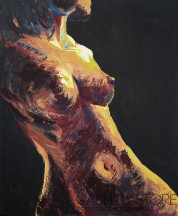 Emilia Gąsienica-Setlak-Caligo-Akryl
