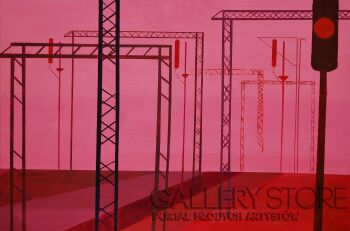 Emilia Gąsienica-Setlak-Pink Label-Akryl