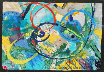 Emilia Gąsienica-Setlak-Project Coincidence II-Akryl