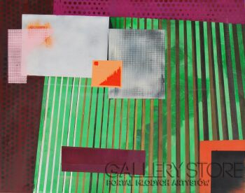 Emilia Gąsienica-Setlak-Project Coincidence XIX-Olej