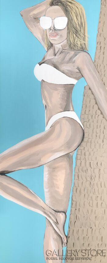 Ewa Jaros-In white 2-Akryl