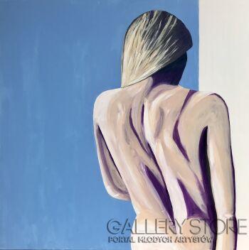 Ewa Jaros-Watch my Back-Akryl