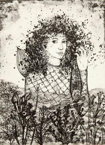 Ewa Narloch-Kerszka-W morzu marzeń-Grafika