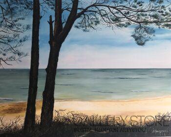 Ewa Nowiszewska-Plaża-Olej