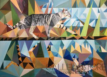 Filip Warzecha-Camuflage-Akryl