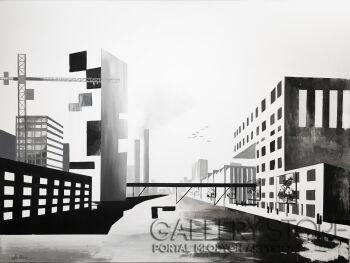 Filip Warzecha-Kopenhaga-Akryl