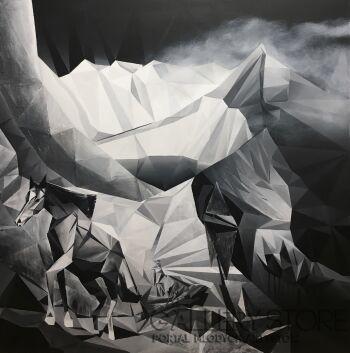 Filip Warzecha-Wiatrołomy-Akryl