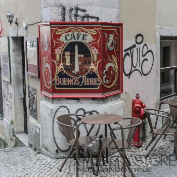 Grzegorz Machowiak-Cafe Buenos Aires-Fotografia