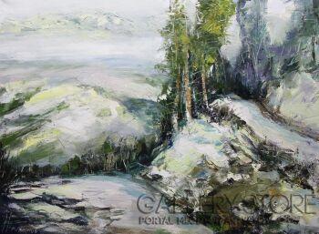 Henadzy Havartsou-Spacery w górach-Olej