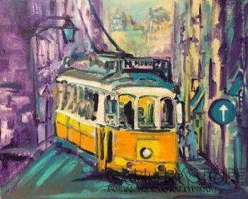Lizbona - moja miłość- spacer