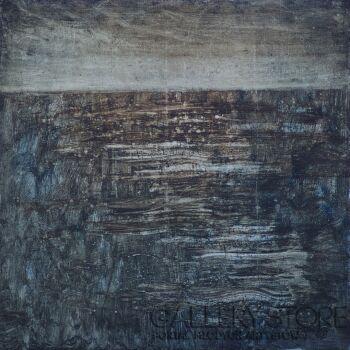 Izabela Wolska-SEA [landscape]-Technika mieszana