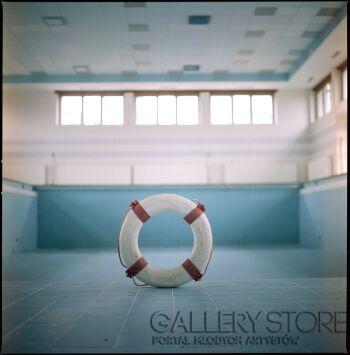 Jacek Gąsiorowski-Empty pool #1-Fotografia