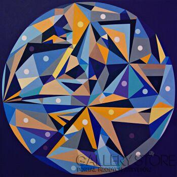 Jagoda Dziewanowska-Moon-Olej