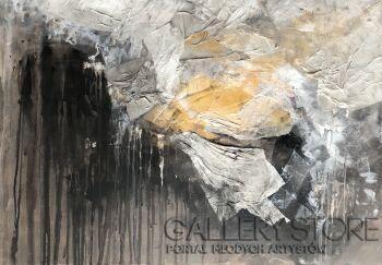 Joanna Wietrzycka-Ephemeral Feelings 1-Technika mieszana
