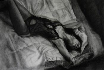Kamila Ossowska-Rose-Rysunek