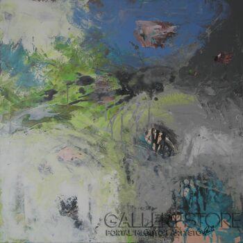 "Kasia Puchowska-""Dżungla""-Akryl"