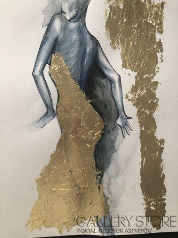 Katia Melkadesign-Cienie 5-Akwarela