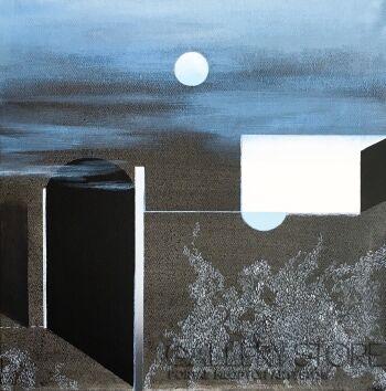 Klaudia Kaczmarek-Nocne obserwacje-Olej