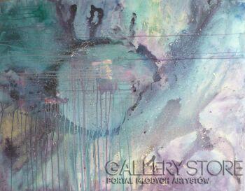 Klaudia Maison-Abstrakcja III-Akryl