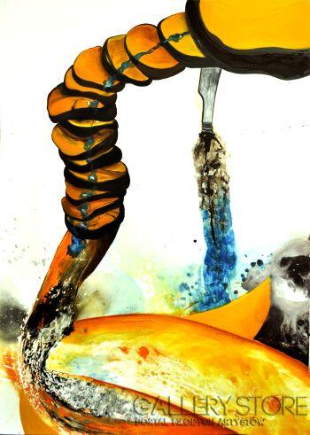 Luiza Kolasa-Coś na ząb-Olej