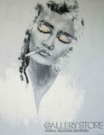 Magdalena Głodek-Mood II-Akryl