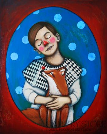 Małgorzata Rukszan-Ancymon-Akryl
