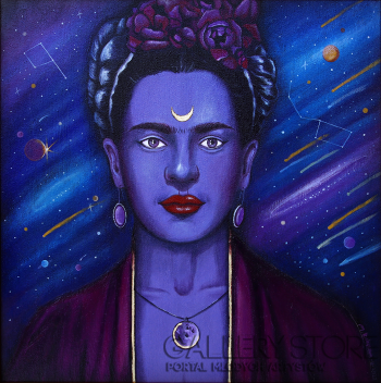 Małgorzata Rukszan-Universum-Akryl