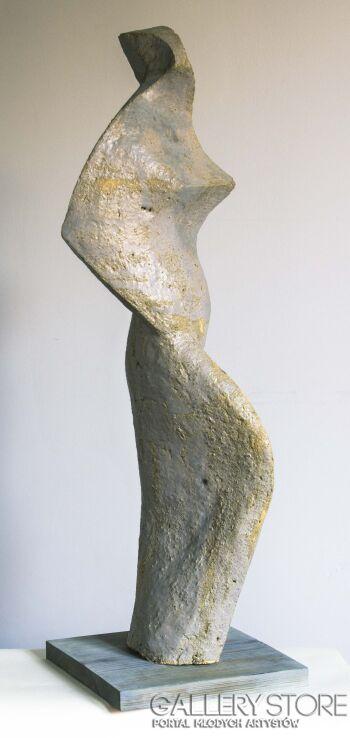 Małgorzata Zborowska-Chuptyś-Stojąca 1-Rzeźby