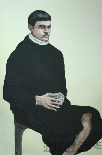 Marcin Lenczowski-Obtutus I-Akryl