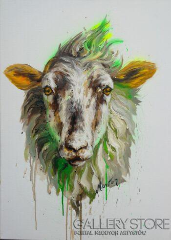 Marcin  Paprota-Irish Ram-Olej