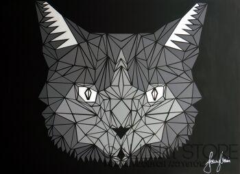 Marcin Stawny-KOT II-Akryl