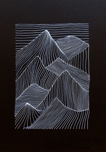 Marcin Waśka-Góry-Rysunek