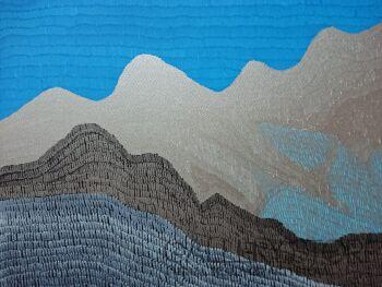 Marek Ejsmond-Ślusarczyk-Niebieski szlak 4-Rysunek